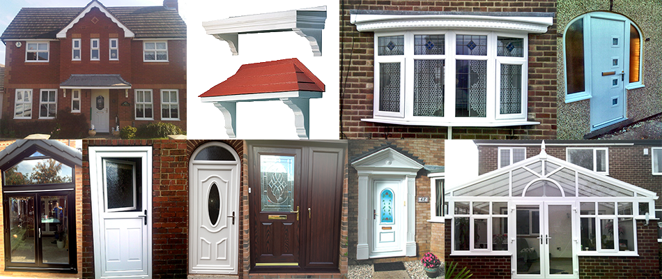 Home Banner - MT Windows are installers of Windows, Doors conservatories etc.